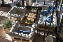 Square Garden Furniture