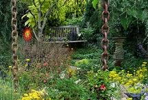 """Garden Architecture / Give your garden some """"bones"""" / by Samantha Spidel"""