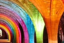 kleur / alle afbeeldingen die mij aanspreken door de kleur