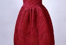 18th century children's dresses