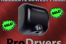 USA Made Hand Dryers Made in America / Consider buying USA made hand dryers.  2 of our top 3 sellers are hand dryers made in America.  The Xlerator hand dryer and the ExtremeAir are both high quality USA made hand dryers built in American by American companies that provide high quality hand dryers.  At ProDryers, we don't just sell hand dryers, we educate our buyers on the very best solutions per each unique requirement.