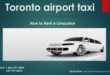 How to rent a limousine / Getting the right limo often depends on the type of occasion, number of people, number of hours you will need and how far your are going. Toronto airport taxi will need to know if this is a for a airport limo, wedding Limo, concert, prom Party Limo, birthday party Limo or maybe an anniversary and they often spls you cialize in certain events to deliver the best possible experience. the more details you can provide the better the value and service you will receive.