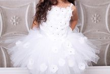 Tutu dress flower girl
