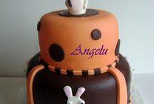 gâteau lapins
