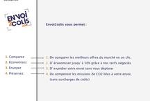Les avantages d'Envoi2colis.com
