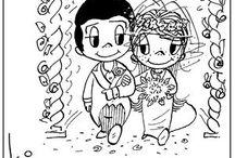 love is.. a wedding