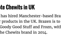 Client Wins / We're in the business of Owning The Screen for fantastic consumer brands - and we like to shout about the clients we bring on board. Welcome to Brazen!