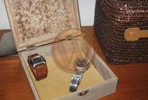 Caixa Relógios / Clocks Box / Caixa para guardar e proteger os seus relógios preferidos Box to store and protect your favorite clocks
