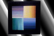 Quilts modernes