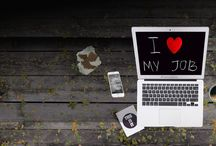 i love my job! / Web design, web development by makemyweb.gr