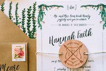 invitations / the most beautiful invites yet.