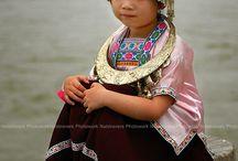 Trajes tradicionais/ étnicos