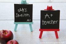 Teacher Appreciation / by Kim K