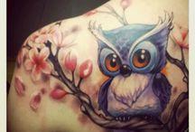 Tattoos ❤️ / Skin art.