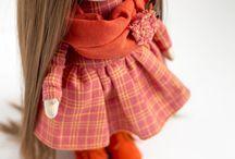 Шьем куколки