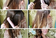 Hair, makeup, and nails!  / by Kristen Nickols