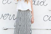 Spring/Summer Style / Effortless Spring fashion inspiration