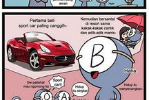 Blood type comics