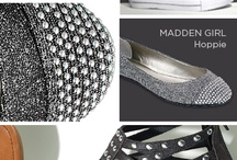 """All in the Details / Whether with buckles, studs, or metallic details - this board is """"embellished"""" to perfection."""