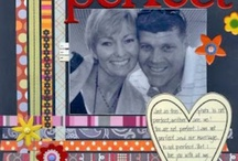 Scrapbook Pages: Love