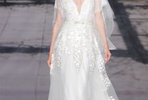 Ethereal Brides / Breathtaking wedding dresses.  Wedding Inspiration.