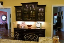 Dining Room Cabinets/Hutch Ideas