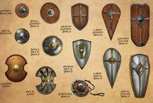 armaduras
