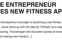 FitFlash App / The Ultimate Fitness Squad! Share workouts, meals, goals, sports fashion & upcoming events in our free fitness community. Snap, Share & Support!