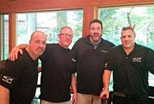 Tanked / Aquaholics helped out Brett and Wayde form the show Tanked. Will post all the pics here after the episode airs.