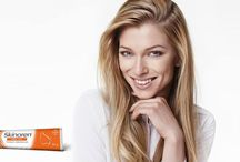 SKINOREN campaign / Skinorem cream by Bayer campaign 2014 photographed by ZZ toy photo