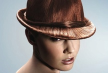 hats made of hair!
