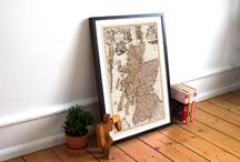 Antique Maps / Best selection of old maps, historical and exploration maps, panoramic view and bird's eye view city maps