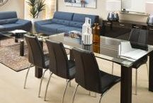 Modern Living & Dining / Modern Living & Dining Furniture for ease & comfort