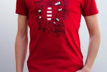 T-Shirt / by Freeman Trai