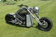 Bikes / Dream motorcycles