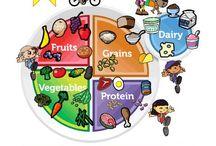 Kids nutrition / by Heather Petrosky