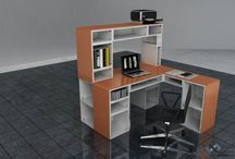 Productivity Designs / Workspace designs that promote comfort, efficiency, and productivity.