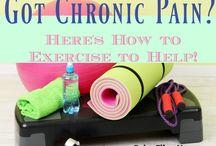 Exercises for chronic pain