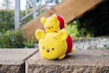 Crochet Tsum Tsum's