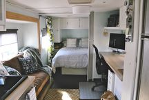 COLLECTED // Airstream Camper Reno Ideas / by Becka Robinson
