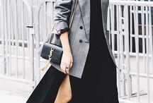 Jacket / как и с чем стильно носить жакет/ блейзер