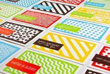 Business Cards / by Sebastian Wolter