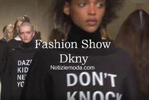Dkny / Dkny collezione e catalogo primavera estate e autunno inverno abiti abbigliamento accessori scarpe borse sfilata donna.