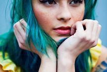 Hair colors ♡