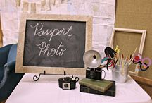 Travel theme party / Travel theme party ideas