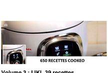 cookeo recette IJKL