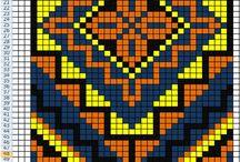 Mochila-wzory