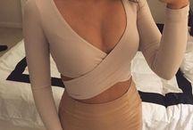 Bluzki + spódnica