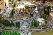 model tren marklin