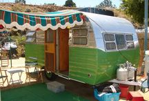 CAMPER / LAKE  LIVING / by WayneSandy Crandall